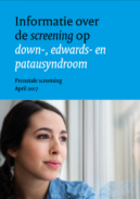 Screening op down-, edwards- en patausyndroom